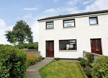 Thumbnail 3 bed end terrace house for sale in Craigmaroinn Gardens, Nigg, Aberdeen