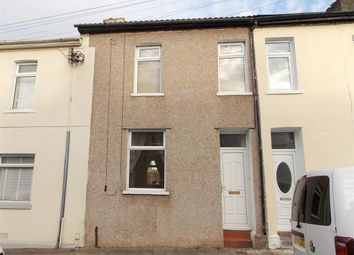 Thumbnail 3 bed terraced house for sale in Hewell Street, Cogan, Penarth