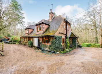 Thumbnail 3 bed detached house for sale in Vann Lake Road, Dorking