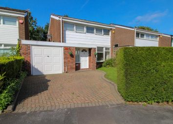 Thumbnail 3 bed detached house for sale in Woodcote Avenue, Bramhall, Stockport