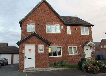 Thumbnail 3 bed semi-detached house to rent in Metcalf Close, Kirkby, Liverpool