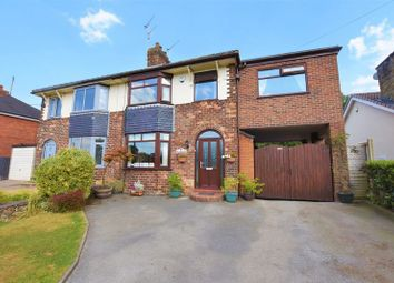 Thumbnail 4 bed semi-detached house for sale in Post Lane, Endon, Stoke-On-Trent