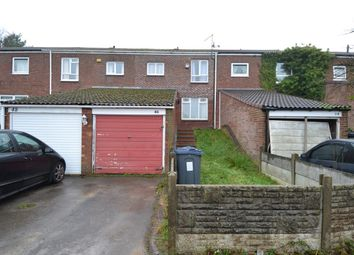 Thumbnail 3 bed terraced house for sale in Titania Close, Rednal, Birmingham