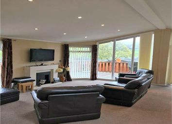 Thumbnail 3 bed mobile/park home for sale in 3DL, Limefitt Park, Troutbeck, Windermere