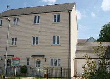 Thumbnail 4 bed semi-detached house for sale in Woodland Close, Bampton, Tiverton