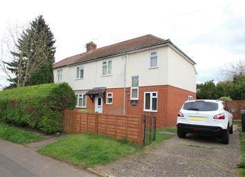 Thumbnail 4 bed semi-detached house for sale in Barretts Lane, Needham Market, Ipswich, Suffolk