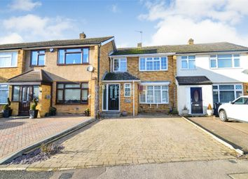 Thumbnail 3 bed terraced house for sale in Ashdown Crescent, Cheshunt, Waltham Cross, Hertfordshire
