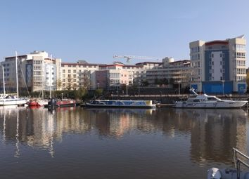 Thumbnail 1 bedroom flat to rent in Hannover Quay, Bristol