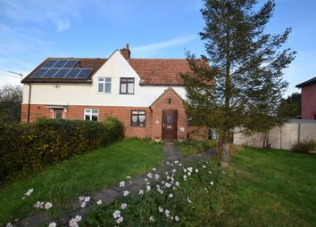 Thumbnail 3 bed semi-detached house for sale in Wetherden Road, Elmswell, Bury St. Edmunds
