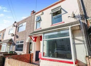 3 bed terraced house for sale in Convamore Road, Grimsby DN32