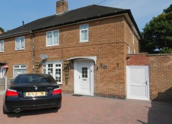 Thumbnail 3 bed property to rent in Fernwood Crescent, Wollaton, Nottingham