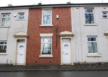 Thumbnail 2 bed terraced house for sale in Griffin Street, Blackburn, Lancashire, .