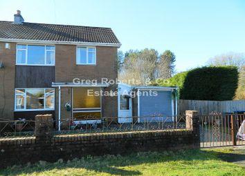Thumbnail 3 bed semi-detached house for sale in Mynydd Aur ., Golwg-Y-Mynydd, Nantybwch, Tredegar, Blaenau Gwent.
