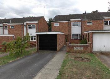 Thumbnail 3 bed town house for sale in Queens Park Way, Eyres Monsell, Leicester, Leicestershire