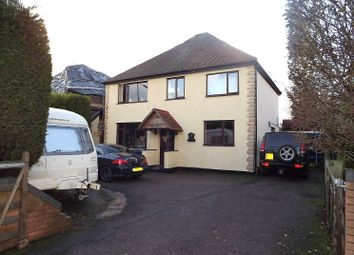 Thumbnail 4 bed detached house to rent in Huntington Terrace Road, Cannock