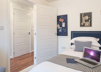 """Thumbnail 4 bed semi-detached house for sale in """"Helmsley"""" at Riddy Walk, Kempston, Bedford"""