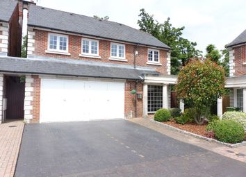 Thumbnail 6 bed detached house for sale in Broxbournebury Mews, Broxbourne