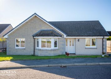 Thumbnail 4 bedroom detached bungalow for sale in Homefarm Place, Rothienorman, Inverurie, Aberdeenshire