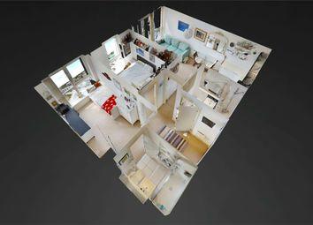 Thumbnail 2 bed flat for sale in Cranstone Lodge, Cotterells, Town Centre, Hemel Hempstead, Hertfordshire