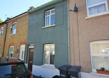 Thumbnail 2 bedroom terraced house for sale in Burleigh Road, Cheshunt, Herts