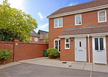 Thumbnail 2 bed town house for sale in Stableford Close, Shepshed