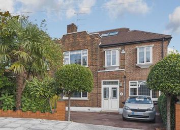 Thumbnail 4 bed semi-detached house for sale in Abbots Gardens, East Finchley, London