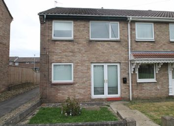 Thumbnail 3 bed terraced house for sale in Oakley Green, West Auckland, Bishop Auckland