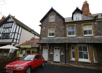Thumbnail 1 bed flat to rent in The Avenue, Minehead