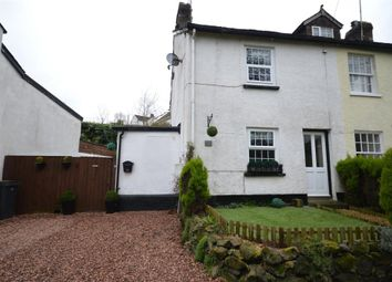 Thumbnail 2 bed end terrace house for sale in Village Road, Christow, Exeter, Devon