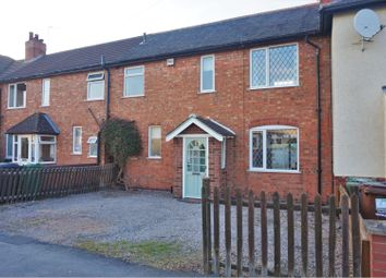 Thumbnail 2 bed terraced house for sale in Wanlip Avenue, Leicester