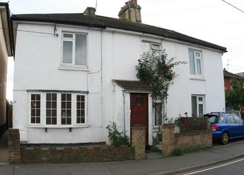 Thumbnail 2 bed detached house to rent in West Street, Burgess Hill