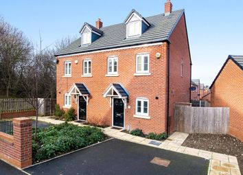 Thumbnail 3 bed semi-detached house to rent in Avery Fields, Edgbaston