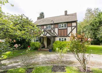 Thumbnail 3 bed detached house for sale in Chevening Road, Chipstead, Sevenoaks