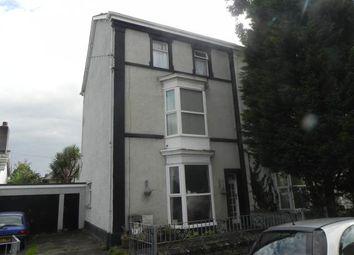 Thumbnail 4 bedroom property to rent in Eaton Crescent, Uplands, Swansea