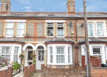 Thumbnail 4 bedroom terraced house for sale in Manchester Road, Reading, Berkshire