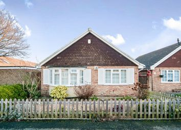 Thumbnail 2 bed detached bungalow for sale in Stevenson Close, Eastbourne