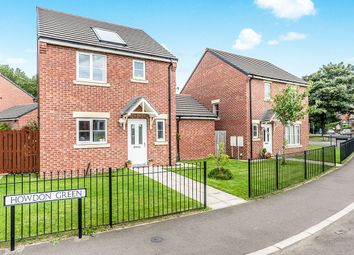 Thumbnail 3 bed detached house for sale in Howdon Green, Wallsend