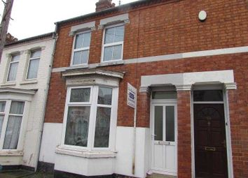 Thumbnail 2 bed terraced house to rent in Junction Road, Northampton