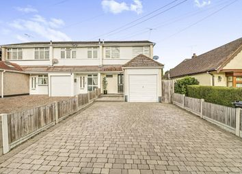 Thumbnail 3 bed end terrace house for sale in Clifton Road, Rochford