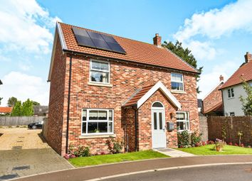 Thumbnail 4 bed detached house for sale in Oak Meadow, Shipdham, Thetford
