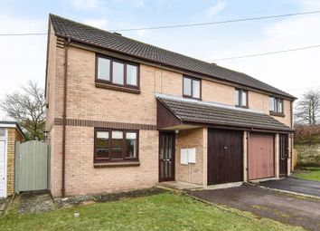 Thumbnail 4 bed semi-detached house for sale in Glyme Way, Long Hanborough, Witney