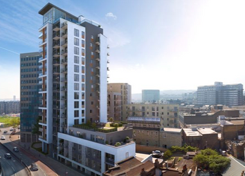 Thumbnail 1 bed flat for sale in Bunton Street, Woolwich, London