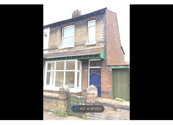 Thumbnail 3 bed end terrace house to rent in Derwent Road, Stretford, Manchester