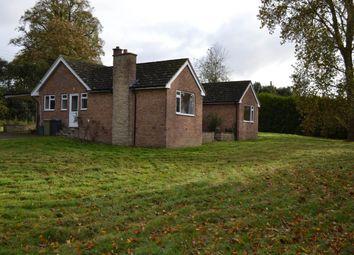 Thumbnail 4 bed bungalow to rent in Horsemoor, Chieveley, Newbury