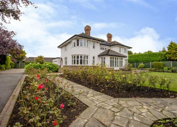 Thumbnail 4 bed detached house for sale in Beeston Fields Drive, Bramcote, Nottingham