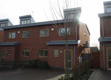 Thumbnail 3 bedroom semi-detached house for sale in Wagtail Close, Ratby, Leicester