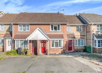 Thumbnail 2 bed terraced house for sale in Hawthorn Close, Halstead, Essex