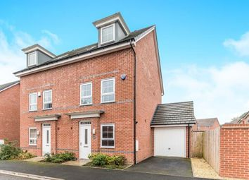 Thumbnail 3 bedroom semi-detached house for sale in Monksway, Kings Norton, Birmingham, West Midlands