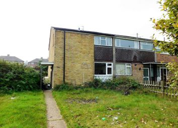 Thumbnail 3 bed end terrace house for sale in Turlin Moor, Poole