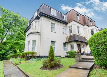 Thumbnail 2 bed flat for sale in Thornbury Court, Salmons Lane, Whyteleafe, Surrey